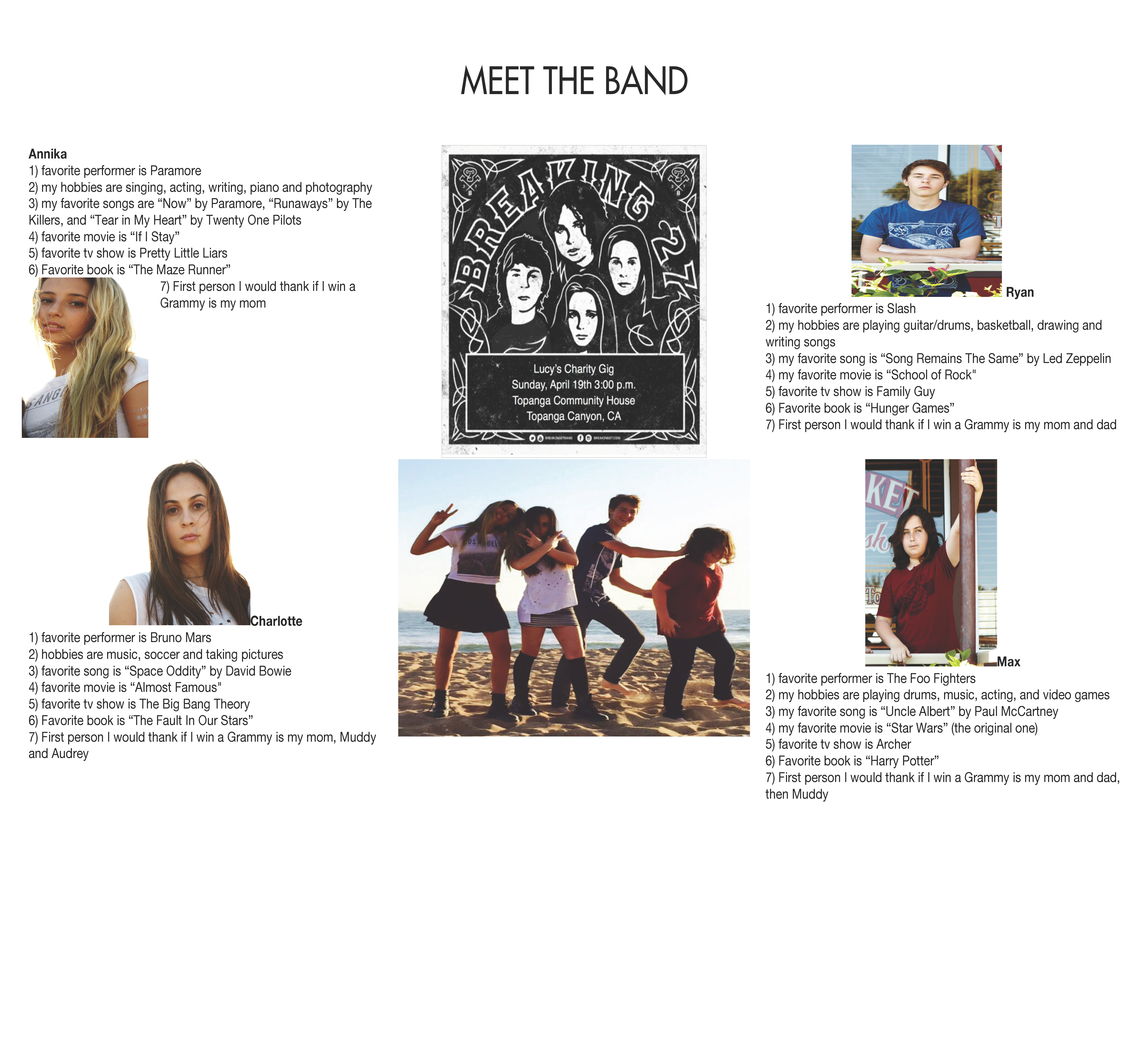 Meet the Band: Breaking27