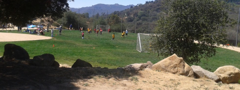 Topanga Community Club Ballfield